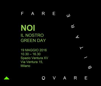 Invito GreenDay2016