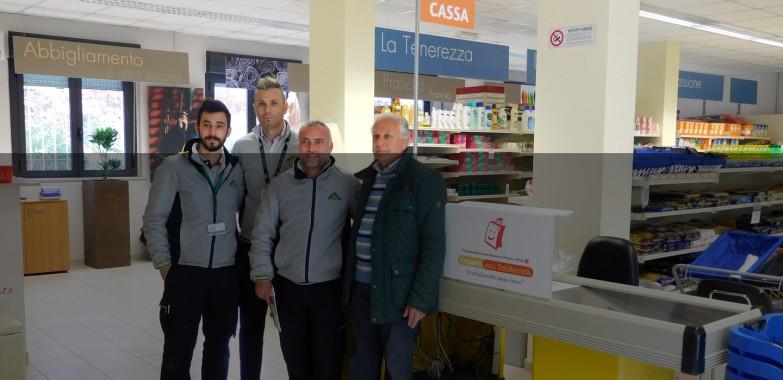Associazione cuore caritas onlus di pescara penne leroy for Leroy merlin csr