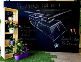 Progetto alternanza scuola lavoro Liceo artistico Cassinari, Leroy Merlin Piacenza