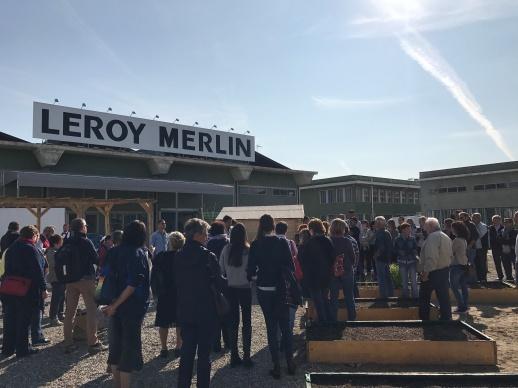 Torino, inaugurazione Orto Fai da Noi!
