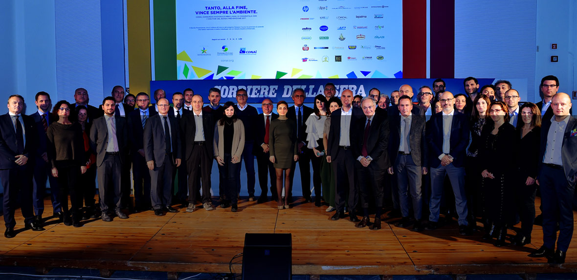 Premio conai leroy merlin italia responsabilit sociale for Leroy merlin csr